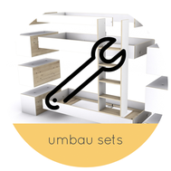 Umbauset für Filomi Möbel System