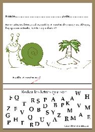 Buscar las letras que corresponde a la palabra oculta
