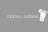 Cocktail-Catering Cocktails Barkeeper