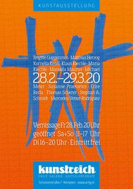 TXT 2020 Kunstausstellung