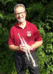 Rainer Fütterer Vorsitzender Marienhagen Musikverein