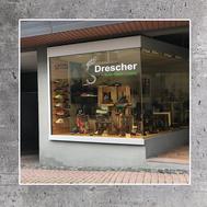 Betonoptik Schuhgeschäft Kassel