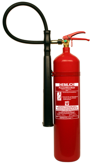 HEIMLICH K 5 H-6 Kohlendioxidlöscher