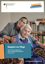 BMG Ratgeber zur Pflege
