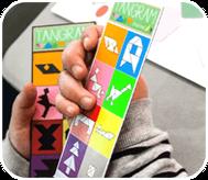 Deux cartes Tangram - https://www.tangram-champions.com