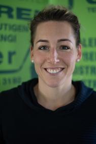 Manuela Ryter, Bürofachfrau