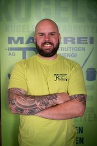 Dominik Ulrich, Maler EFZ