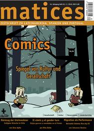 Matices 63: Comics - Spiegel von Kultur und Gesellschaft