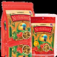 Gourmet El Paso Nutri-Berries für Papageien 284g/1,36kg