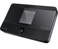 Mobiler WLAN-Hotspot TP-Link M7350 mit jeweiliger SIM-Karte des Reiselandes
