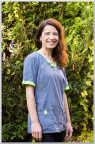 Zahnärztin Luisa Behrendt