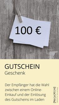 Geschenk-Gutschein für Shop NOAKINI
