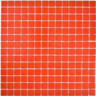 Glasmosaik 2x2 rot