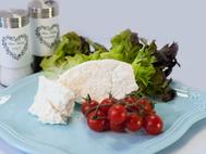 maremma formaggio ricotta caseificio toscano toscana spadi follonica forma intera 1500g 1,5kg incartato carta italiano origine latte italia fresco pecora