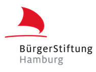 Logo Bürger Stiftung Hamburg