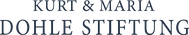 Logo Kurt & Maria DOHLE Stiftung