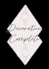 Logo de la formule de décoration complète de mariage, proposée par My Daydream Wedding, décoratrice de mariage dans le Nord et à Lille