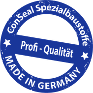 ConSeal Spezialbaustoffe GmbH - MADE IN GERMANY