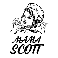 Logo Mamascott, service de création de mascotte par l'imprimerie orbitale via l'impression 3D