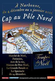 fête de fin d'année à carcassonne