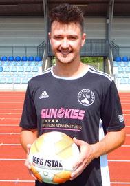 Steuerte drei Tore bei: Florian Röhring.