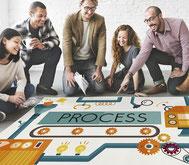 Les compétences organisationnelles, base de l'efficacité, concernent tous les collaborateurs.