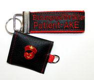 Blutungsgefärdeter Patient, AKE, Bluter Schlüsselband