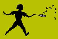Logo Badmintonschule Berner Oberland (BSBO)