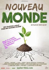 Fil Nouveau Monde, organisé par la plate-forme bien-être en Touraine - VIA ENERGETICA