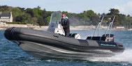 Promarine semi rigide manta 610 chez mistral plaisance