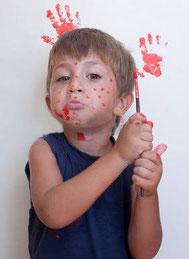 Un enfant narcissique qui ne s'aime pas