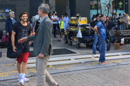 Steve AOKI  -  Café Mango - Ibiza – Août 2014 -  Photo © Anik COUBLE
