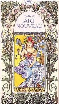 Tarot Art Nouveau - Boîte