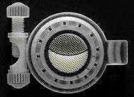 ProJet MJP 3D Drucker unschlagbare Detailauflösung