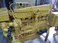 Marine engine CAT 3406- Lamy Power special deal