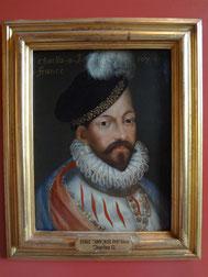 Charles IX. Blois.Source Laure Trannoy.