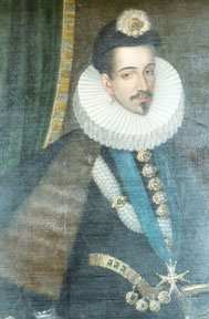 Henri III. Château de Blois (Source : Sylve VALENTIN)