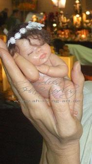Ooak Mini Baby Emely