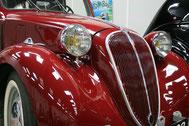 Peugeot 402 Musée Auto Bellenaves