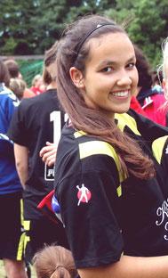 Ricarda Romero wird die A-Jugend des TuS Altwarmbüchen im Rückraum verstärken.