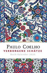 Verborgene Schätze Buch-Kalender von Paulo Coelho