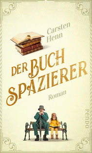 Der Buchspazierer von Carsten Sebastian Henn