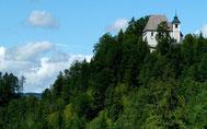 Wallfahrtskirche St. Sebald am heiligen Stein