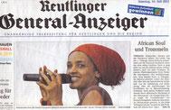 Front Cover, Mayembé Malayika, GEA
