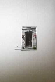 """6 Meine Fotografie """"Tür mit Deko""""/My photo """"Tür mit Deko"""""""