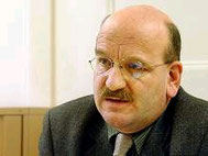 Steuerverwalter Bruno Knüsel.