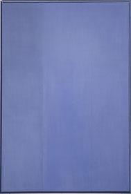 Geneviève Asse, Porte de l'espace, 1975, huile sur toile, collection Frac Bretagne © Nyima Leray. © ADAGP, Paris, 2015. Bretagne.