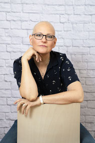 Chemotherapie, stark, Glatze, Brustkrebs,