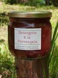 Cassolette à la Provençale de cyril