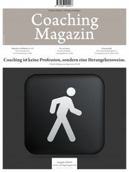 Cover: Coaching Magazin